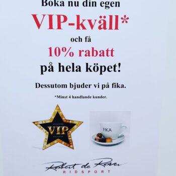 VIP-Kväll