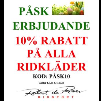 PÅSK ERBJUDANDE